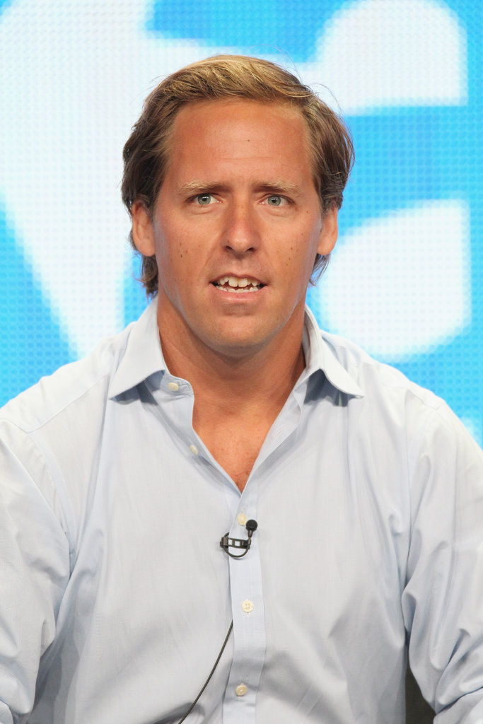 Nat Faxon stars as Ben on the new show.