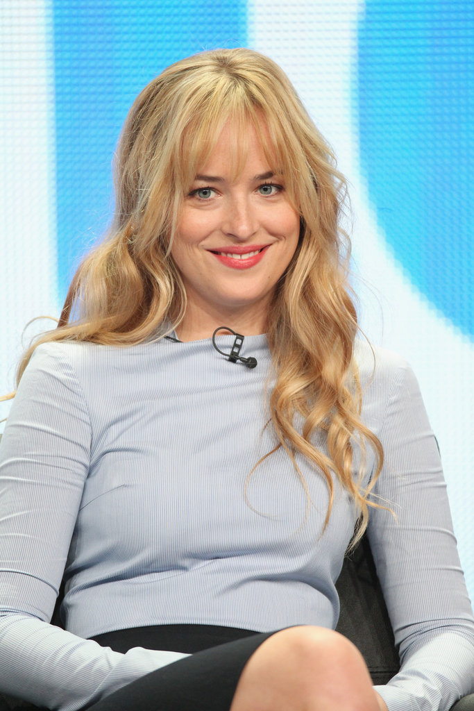 Dakota Johnson plays Kate on Fox's new show Ben and Kate.