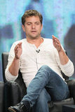 Joshua Jackson got animated.
