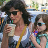 Cobie Smulders and Daughter Pictures