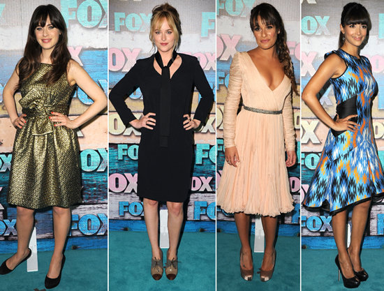 Lea, Zooey and More Celebrate Fox's New Season and Shows at the TCAs