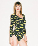 Batman Bat Logo Bodysuit ($54)