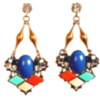Best Colorful Statement Earrings 2012 (Video)