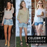 Star Styling: How to Wear Your Cutoff Shorts