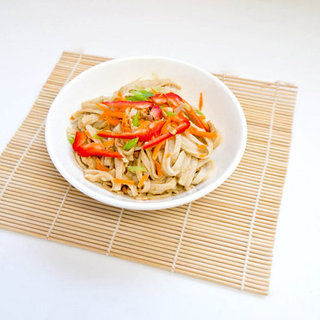 Thai Peanut Noodle Recipe For Kids