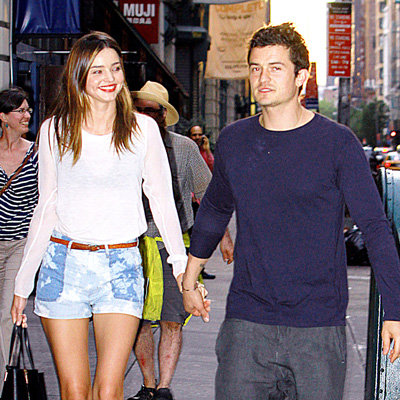 Miranda Kerr's Manager Responds to Orlando Bloom Split Rumours