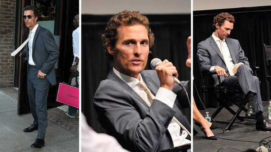"Video: See Matthew McConaughey's Dramatic Weight Loss — ""I Need to Lose Another 15!"""