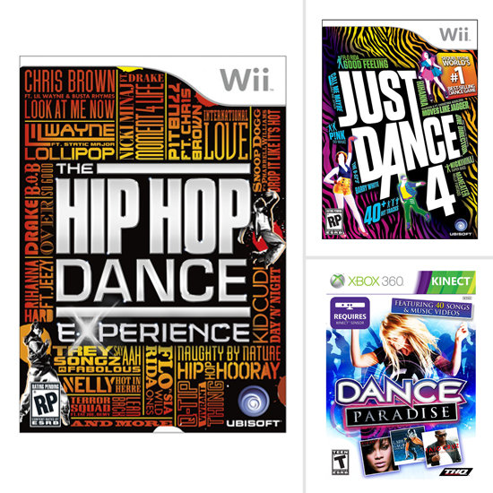 Step Up and Play These Dance Video Games