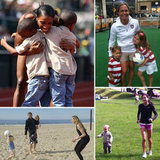Moms Abound at the 2012 Olympic Games