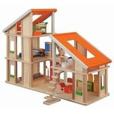 Plan Toys Chalet Dollhouse With Furniture ($169)