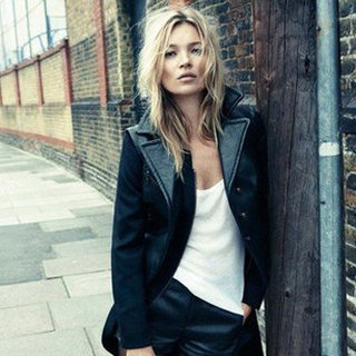 Kate Moss in Rag & Bone's Autumn 2012 Ad Campaign