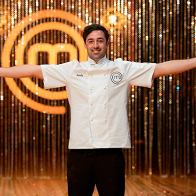 Andy Allen Is the Winner of MasterChef Australia 2012!