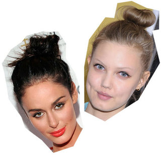 How to Master the Perfect Messy Top Knot