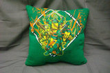 Teenage Mutant Ninja Turtles Pillow