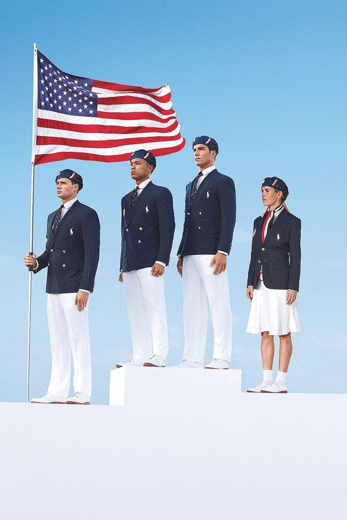 Team USA at the 2012 Olympics