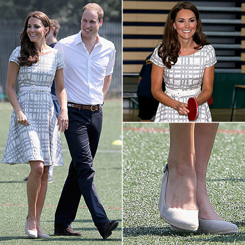 Leave It to Kate Middleton to Look This Good Playing Sports
