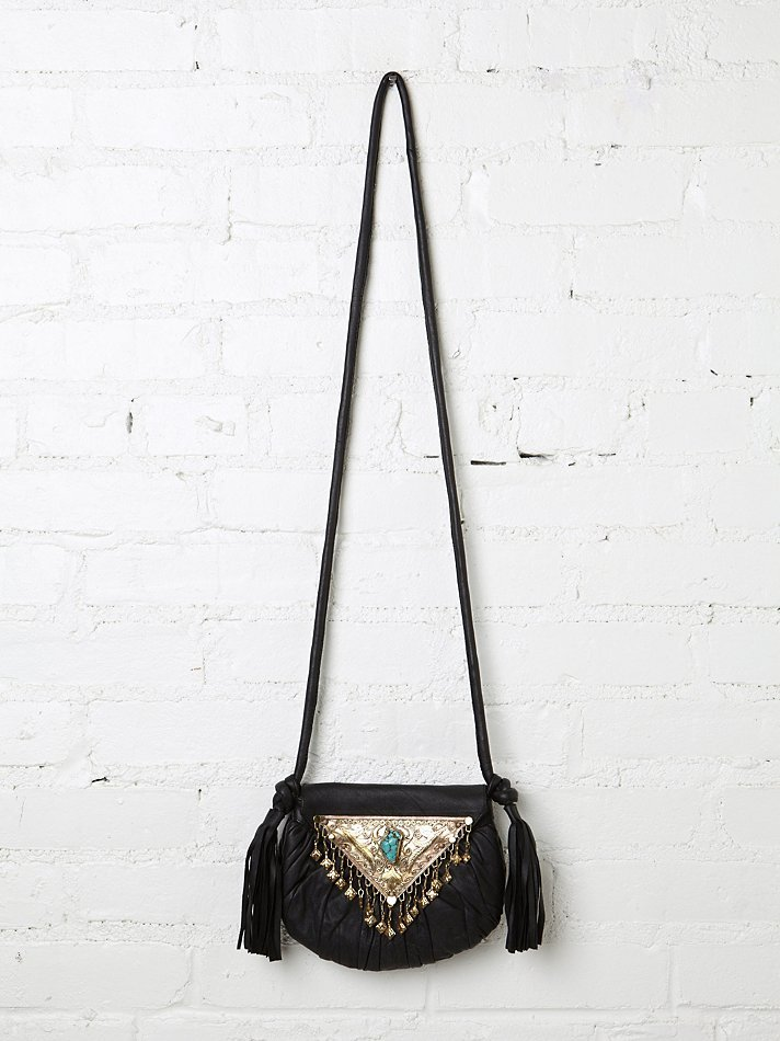 We love the folksy appeal of this crossbody satchel.  Cleobella Venita Crossbody Bag ($373)