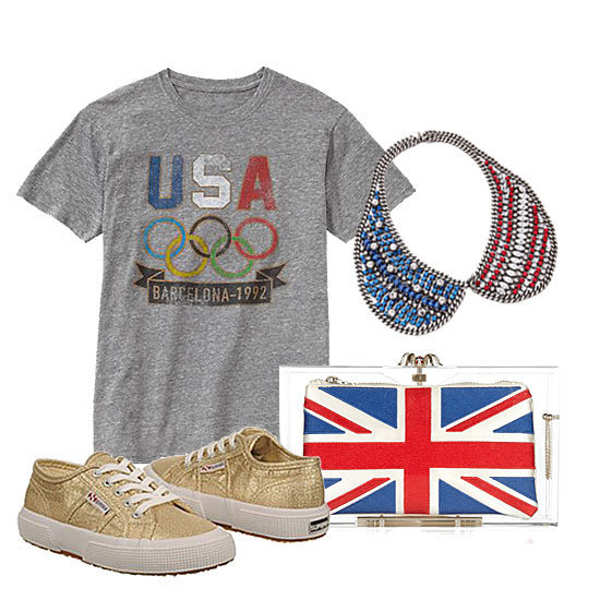 Let the games begin — Olympic gear that won't compromise your fashion prowess.
