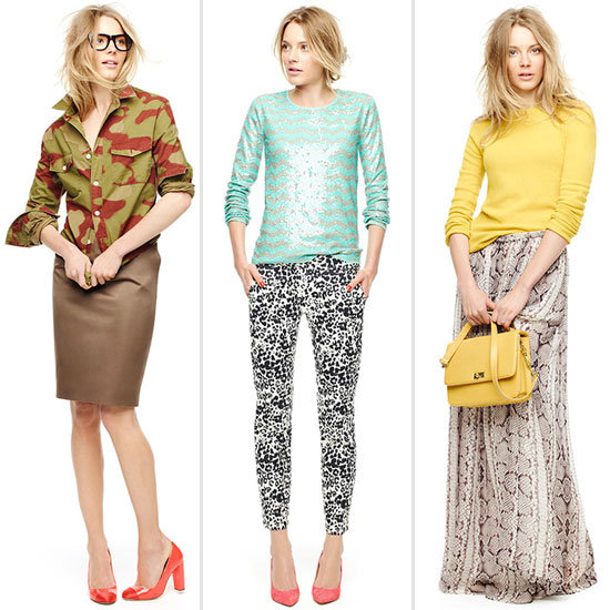 J.Crew Fall 2012 Looks We Love
