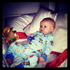 Celebrity Moms&#039; Instagram Pictures Week of July 22, 2012
