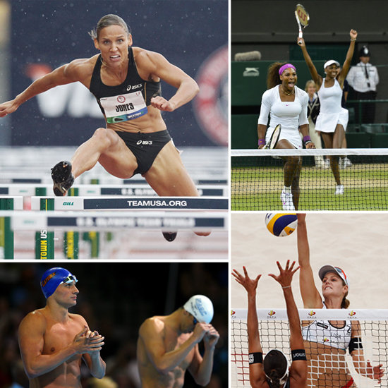 What We're Looking Forward to in the 2012 Olympics