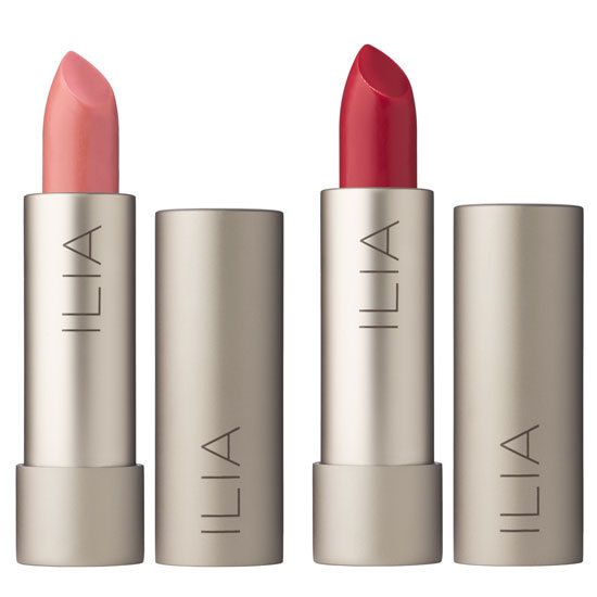 Ilia Lip Conditioner and Lipstick