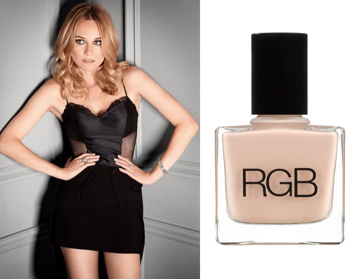 RGB Nail Polish in Doll
