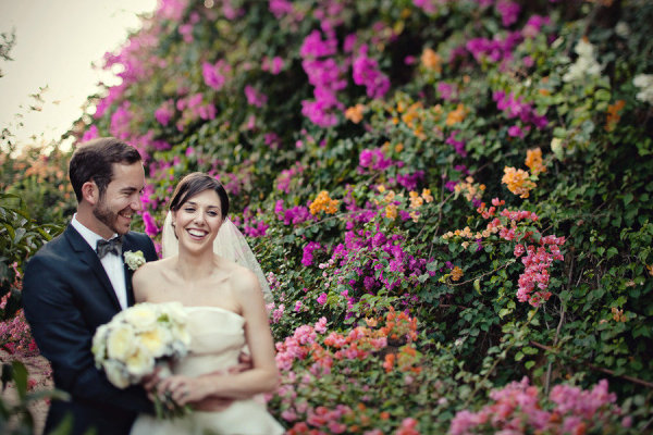Hold Your Wedding in a Naturally Floral Setting