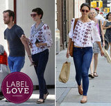 Anne Hathaway and Katie Holmes fell for Isabel Marant's boho top. Now you can have it too.