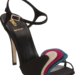 This Fendi Viola Odorata sandal would look great with a little black dress, but we love it even more paired with slouched cuffed jeans, a draped tee, and a tailored blazer . . .