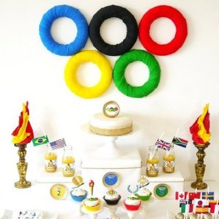 Ideas For Olympics Backyard Games