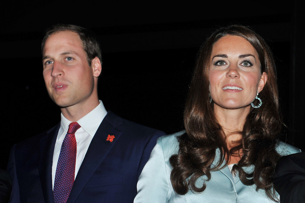 Will and Kate made a stunning pair.