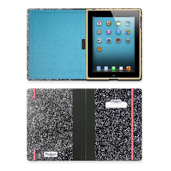 Portenzo Composition iPad Case