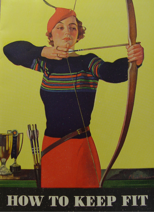 Archery is the new black.