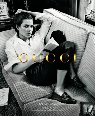 Gucci Forever Now Fall 2012 Ad Campaign