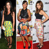 Printed Skirts (Celebrity Pictures and Shopping)