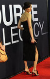 Rachel Weisz struck a pose at the world premiere of The Bourne Legacy in NYC.