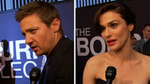 Video: Jeremy Renner Premieres Bourne — Could Matt Damon Come Back?