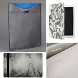 "50 Shades of ""Gray"" iPad, Ereader, and Laptop Cases"