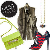 August Must Haves!