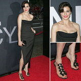 Rachel Weisz Stuns in Christian Dior Couture at The Bourne Legacy Premiere