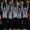 US Women&#039;s Gymnastics at Olympics Team Final | Pictures