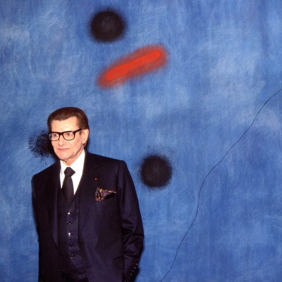 Yves Saint Laurent's Birthday