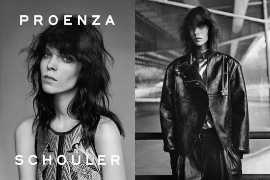 Proenza Schouler Fall 2012 Ad Campaign