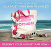 PopSugar Must Have Bag August