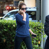 Lauren Conrad Chats on Cell Phone | Pictures