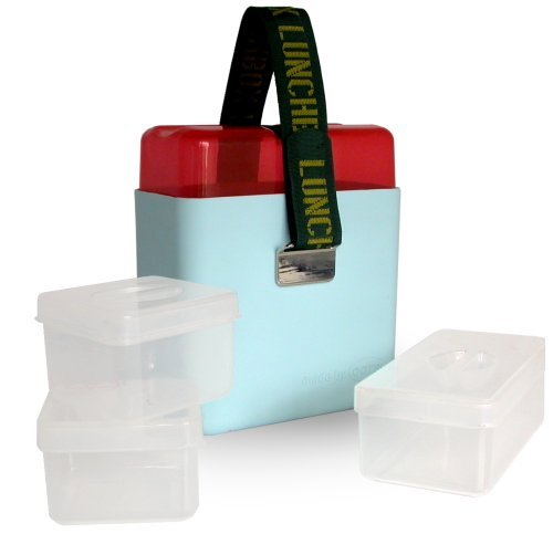 Oots Eco-Friendly Lunchbox Deluxe