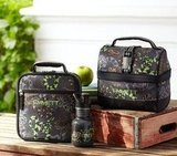 Pottery Barn Kids Mackenzie Gray Snake Lunch Bags