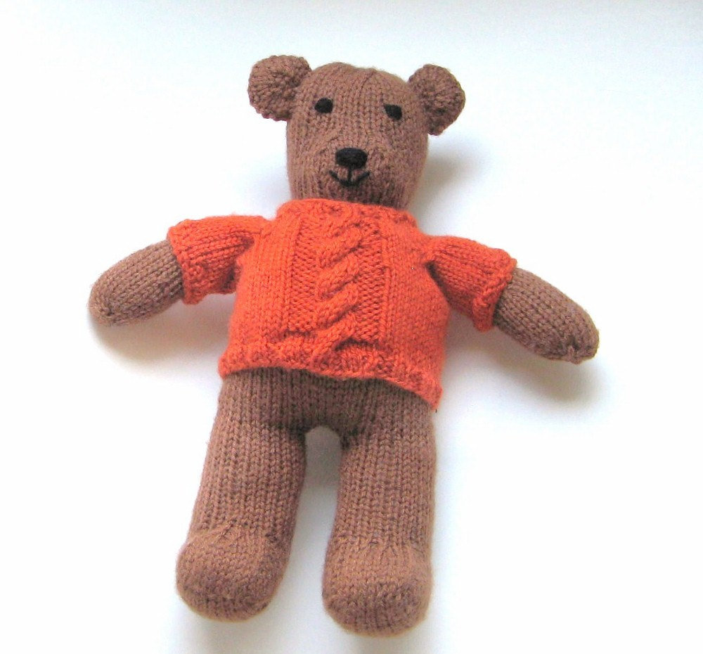 Plush Teddy Bear ($50)