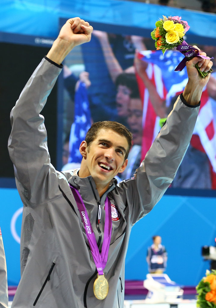 """""""Being able to do something that's never been done before, that's what I've always wanted to do. . . . There was nothing that was going to stand in my way of being the first."""" — Michael Phelps after making Olympic history with his 19th medal"""